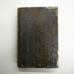 Book Cover of the MS. Berlin, Staatsbibliothek Preussischer Kulturbesitz, Ms. germ. quart. 719 (1470-1473)