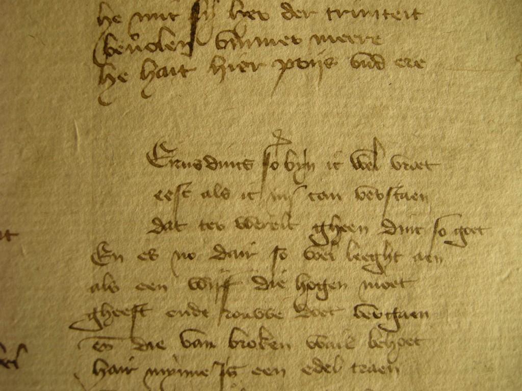 Staatsbibliothek zu Berlin – Preußischer Kulturbesitz, Ms.germ.fol. 922, fol. 17r.